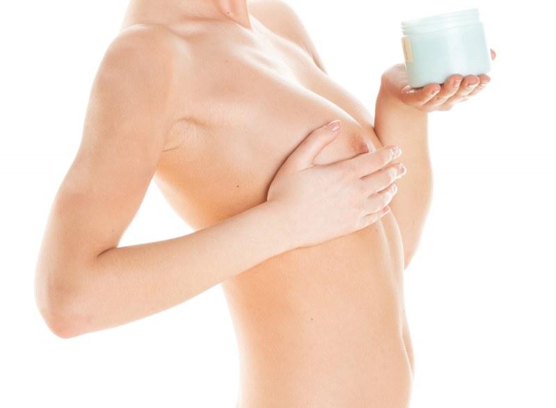 Крем для упругости кожи груди
